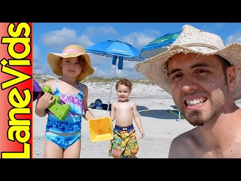 BEST FAMILY BEACH VACATION - Top Florida State Parks: Little Talbot Island Review - Summer Vacation