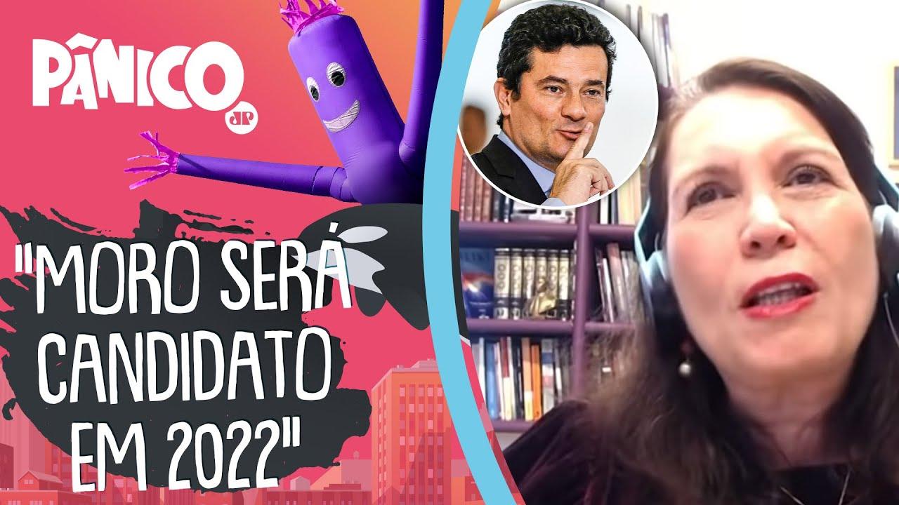 Bia Kicis garante: MORO será CANDIDATO