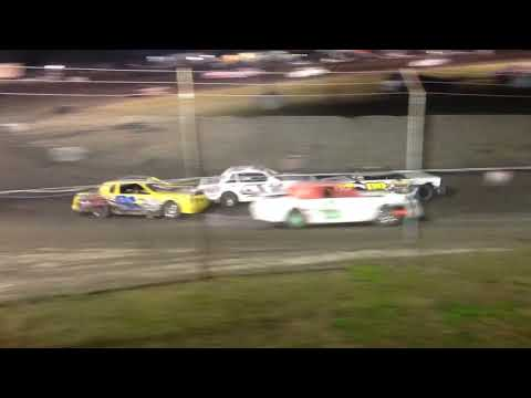 Factory Stock Feature Superbowl Speedway 9-29-18