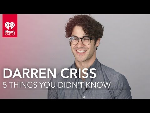 Darren Criss Interview - Get 5 Facts You Didn't Know About Him