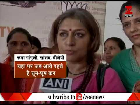 Women will be raped in 15 days in Mamata's West Bengal: Rupa Ganguly