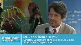 WHO: Healthy Ageing - Interview at