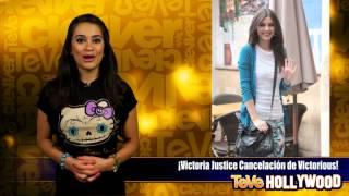 Victoria Justice Cancelación de Victorious!!