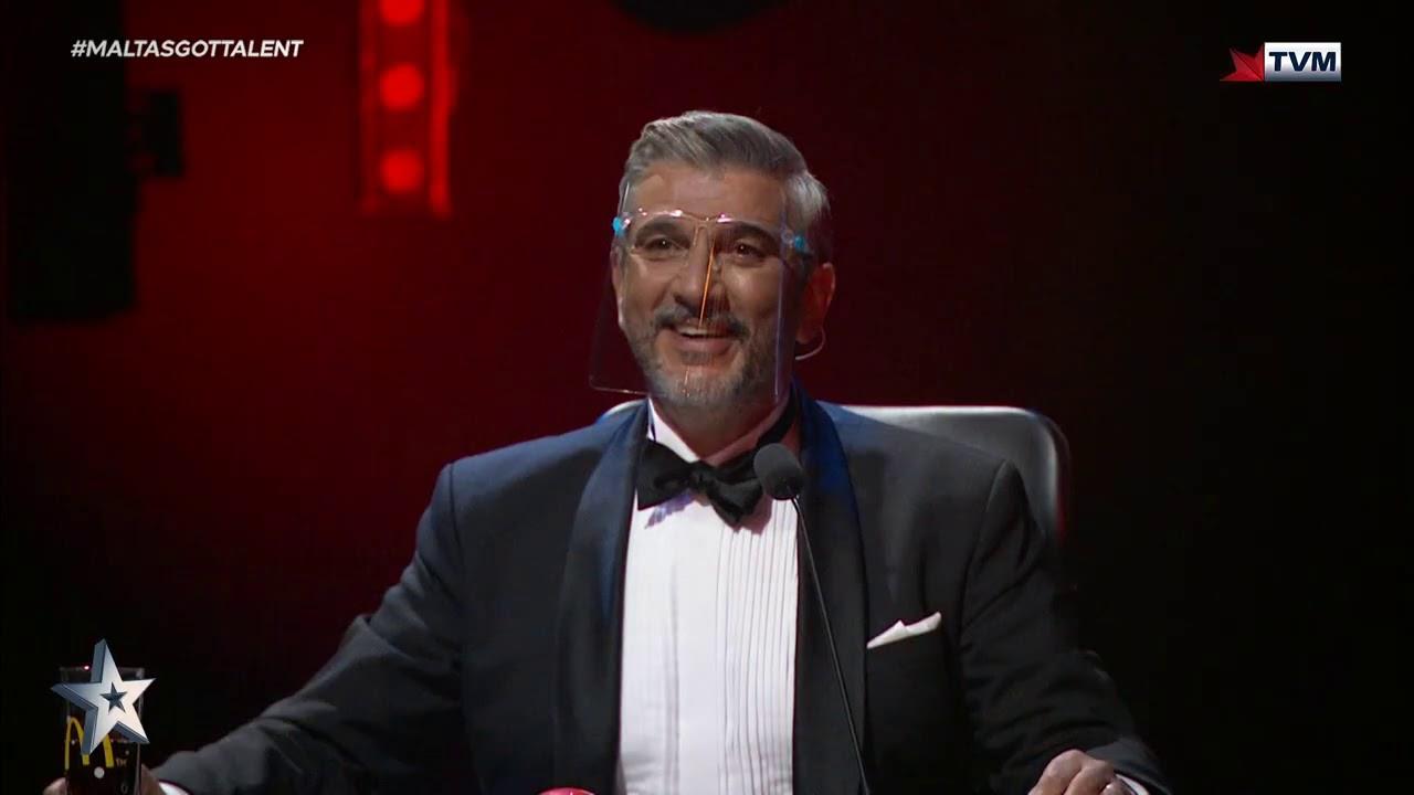 Joseph Mangion becomes Malta's first FESTA AMBASSADOR | The Final | Malta's Got Talent