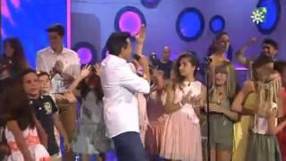 Juan Valderrama- Ahora te toca a ti- gala 4 juniors copla
