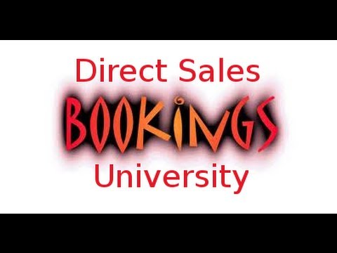 Bookings For Direct Sales Consultants - Find Business!