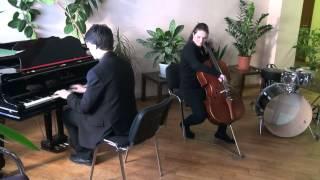 Школа виолончели Москва. Пьяцолла Либертанго uroki-music.ru курсы, обучение, уроки