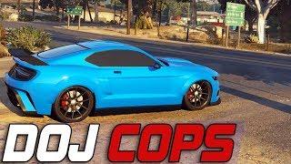 Dept. of Justice Cops #584 - You