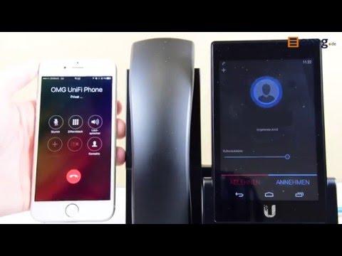 Tutorial: Ubiquiti UVP Telefon und AVM FRITZ!Box