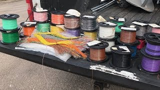 Dumpster Diving 13 (More Wire Than You Can Shake A Stick At!)