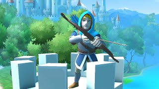 Best game in android || tinyarchers || 👍👍👍