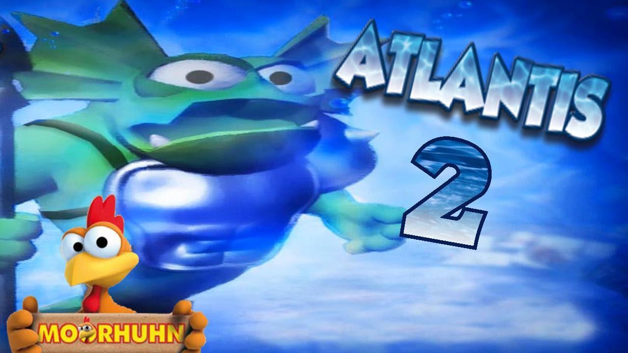 Moorhuhn Atlantis