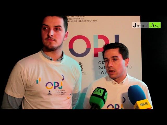 Dois projetos venceram OPJ de Santo Tirso