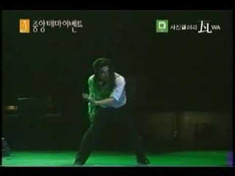 Confrontation from Jekyll&Hyde sung by Kim Woo-hyung GREAT