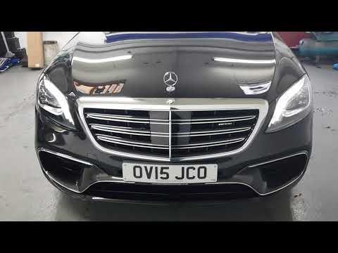 Mercedes Retrofit LED Lights | LondonCode
