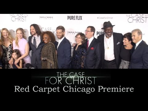 The Case For Christ Red Carpet Chicago Premiere