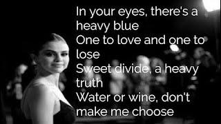"Stars&Celebrities Moments: Selena Gomez & Marshmello - ""WOLVES"" Lyrics"