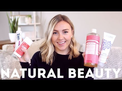 NATURAL BEAUTY PRODUCTS I'VE SWITCHED TO | Simple Living