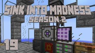 ►SHINY NEW TOY! | Sink Into Madness S2E19 | Modded Minecraft◄ | iJevin