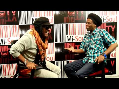 Mi-Soul Interviews Maxi Priest
