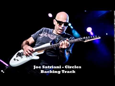 Joe Satriani - Circles (Backing Track) mp3