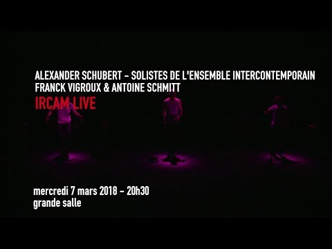 Ircam live | Spectacles vivants | Centre Pompidou