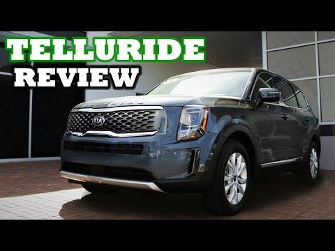 2020 Kia Telluride Review | BARGAIN Land Rover?