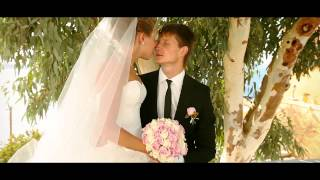Свадьба Ксении и Андрея на Санторини 05.10.2013 г.(Организация и проведение свадьбы: