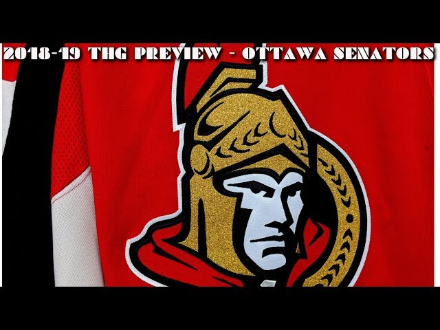 2018-19 Ottawa Senators Season Preview