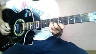 Meri Maa - Taare Zameen Par (Main kabhi batlata nahi) - Guitar  Cover