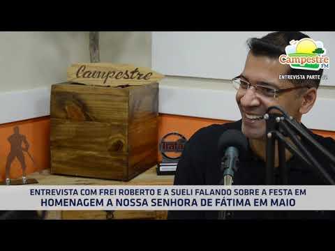 Entrevista com Frei Roberto - Parte 02