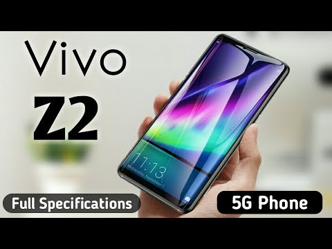Repeat Vivo Z2 5G smartphone first look, Price and