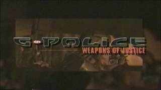 (PS) G-Police: Weapons of Justice - Trailer