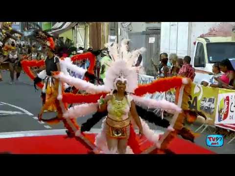 Carnaval 2018 de Pointe-Noire en Guadeloupe