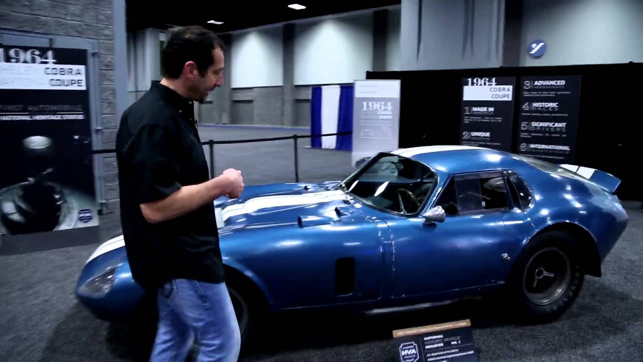 DC International Auto Show 2014 Flemings Ultimate Garage Display ...