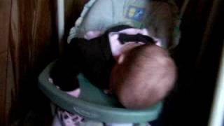 Snoring baby