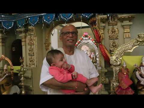 Aum Annaprashana