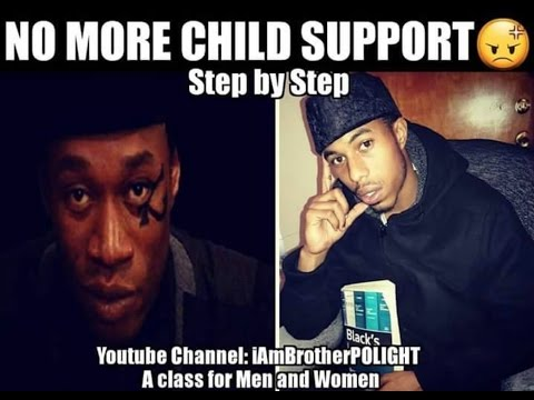 Me Thinks These Black Boys Gonna Get Child Support Arrest