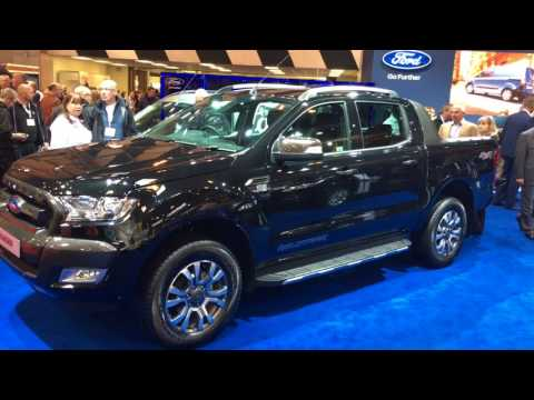Ford Ranger Wildtrack Video Tour- Pick Up Leasing & Van Leasing Vanarama