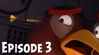 Angry Birds Zero Gravity | Ep. 3 – Dangerous Game