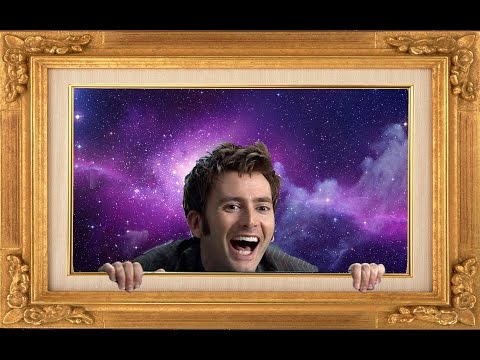 """Monty Python's """"The Galaxy Song"""" - Performed by the 10th Doctor"""