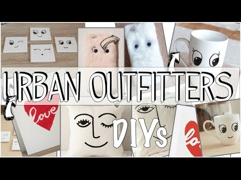 DIY Urban Outfitters Inspired Room Decor | Quick Easy and Affordable