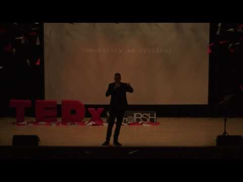 A Defense of Immaturity | Stephen Cravak | TEDxYouth@IBSH