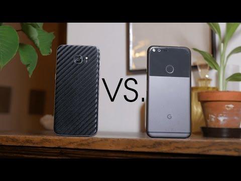 Google Pixel XL vs. Samsung Galaxy S7 edge | 2 Months Later!