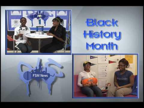 FSM News: Black History Month