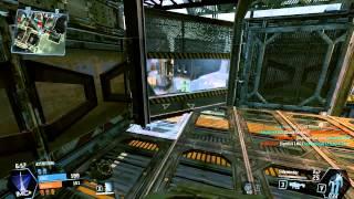 "Titan OS Voice ""Jeeves"" Gameplay - Titanfall Attrition 14-4 PC"