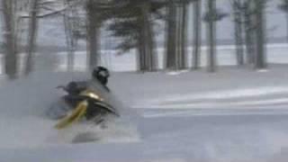 Ski doo mxz 600 Snow Stuff Can