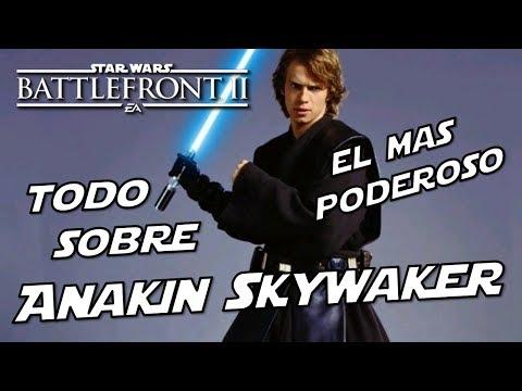 Star Wars Battlefront 2 Todo Sobre Anakin Skywalker habilidades, Gestos, Animaciones y Mas thumbnail