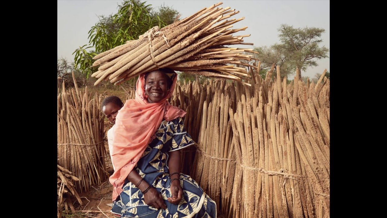 Femeia care cauta african)