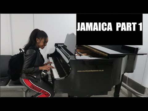 JAMAICA VLOG PART 1 VLOG
